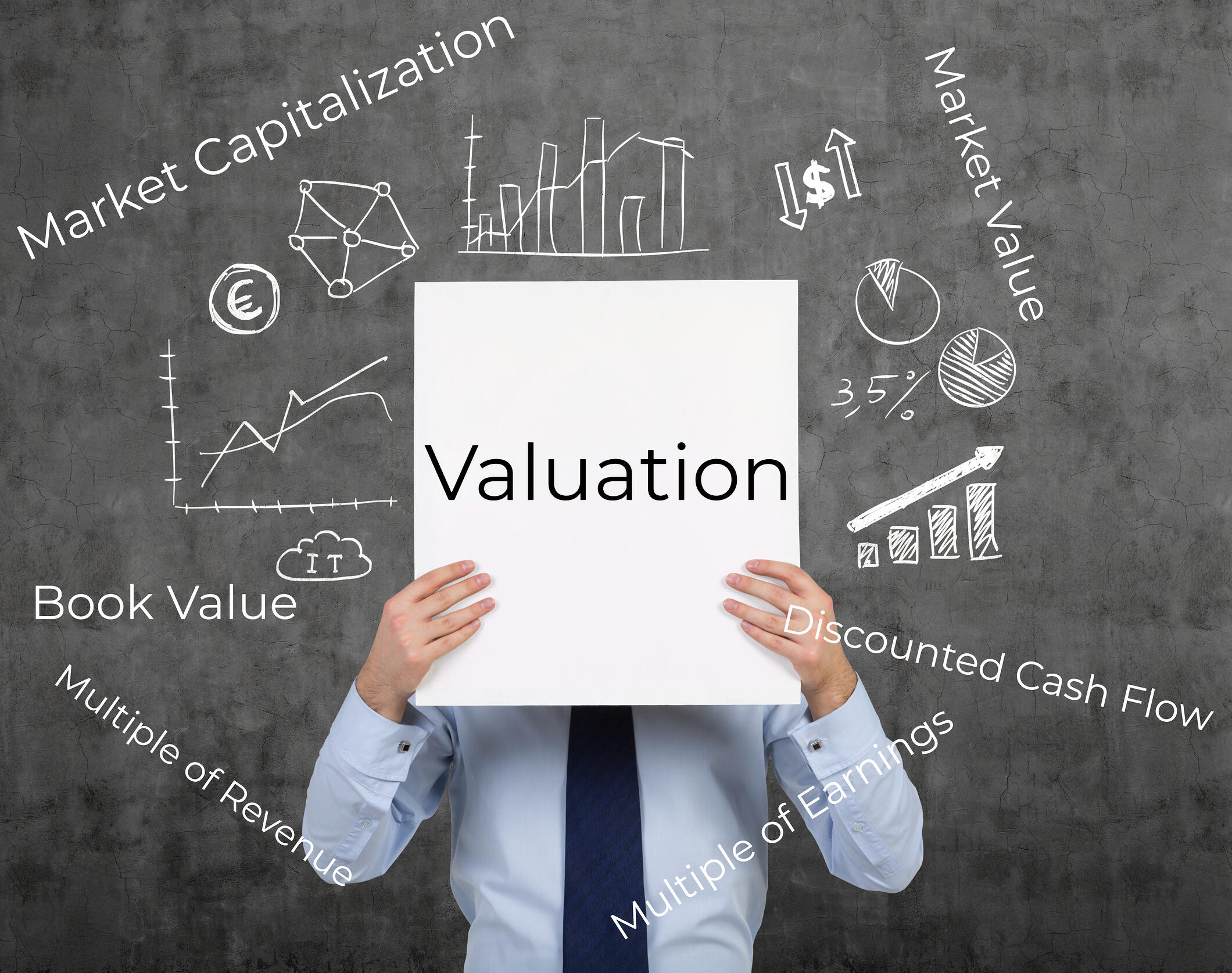Business Valuation Methods Image