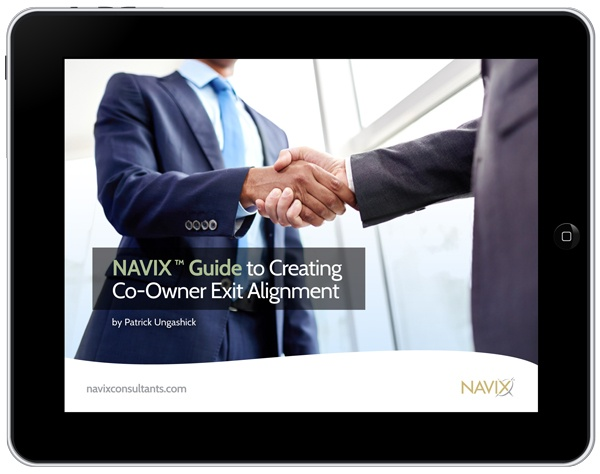 Guide to Creating Co-Owner Exit Alignment (eBook)