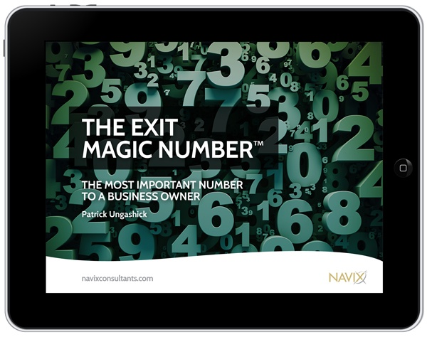 Exit Magic Number™ (eBook)