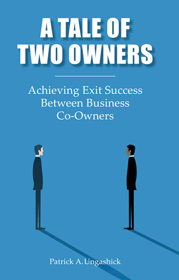 A Tale of Two Owners: Achieving Exit Success Between Business Co-Owners