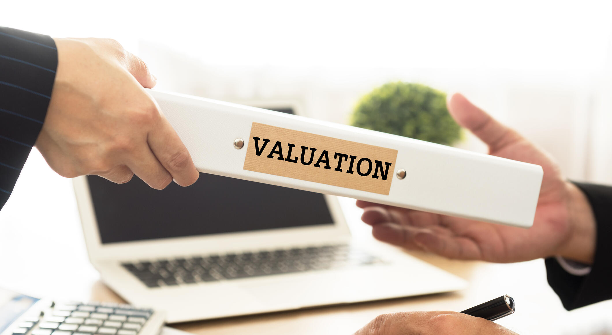 How to Value a Business Image